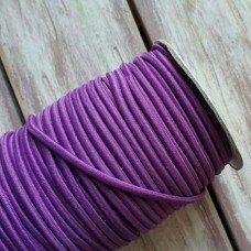 Резинка круглая. Цвет фиолетовый