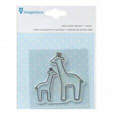 Штамп акриловый My Baby – Giraffe.