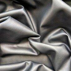 Кожзаменитель плотный. Цвет черный