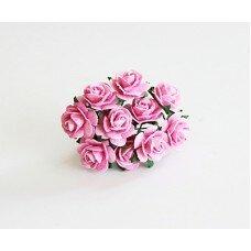 Розы. Цвет розовый