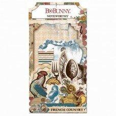 """Набор высечек """"Provence""""  BoBunny"""