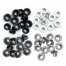 Люверсы Standard Eyelets – Aluminum Grey